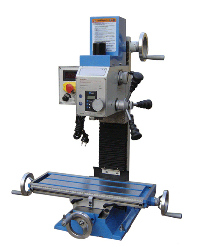 Milling-Drilling Machines