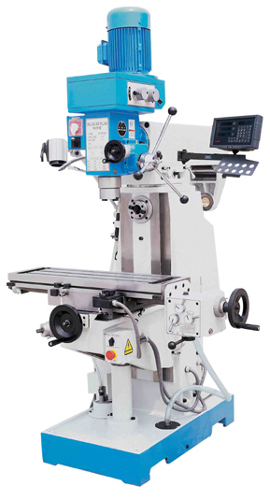 Console Milling Machines